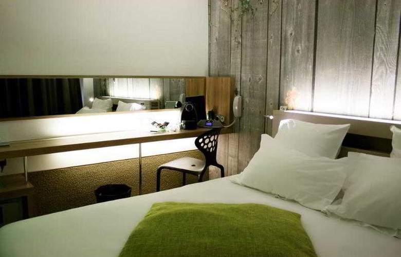 Best Western Littéraire Arthur Rimbaud - Hotel - 32