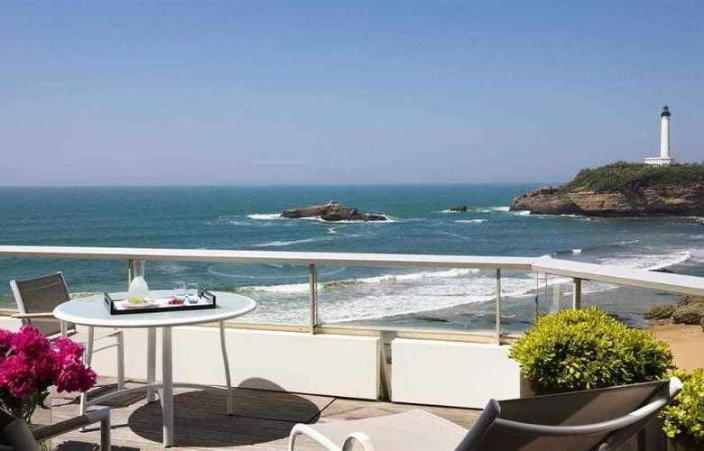 Sofitel Biarritz le Miramar Thalassa Sea & Spa - Hotel - 7