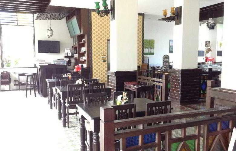 Dee Andaman Hotel Pool Bar - Restaurant - 27