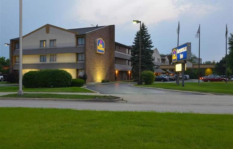 Best Western Naperville Inn - Hotel - 11