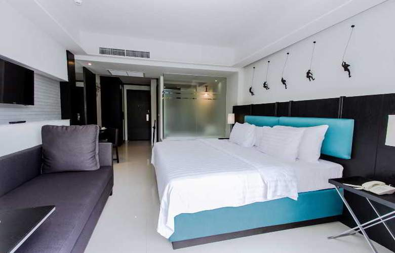 Sugar Palm Karon Resort - Room - 6