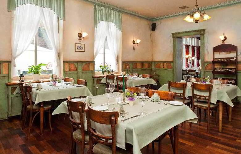 Villa Sedan Sopot - Restaurant - 2