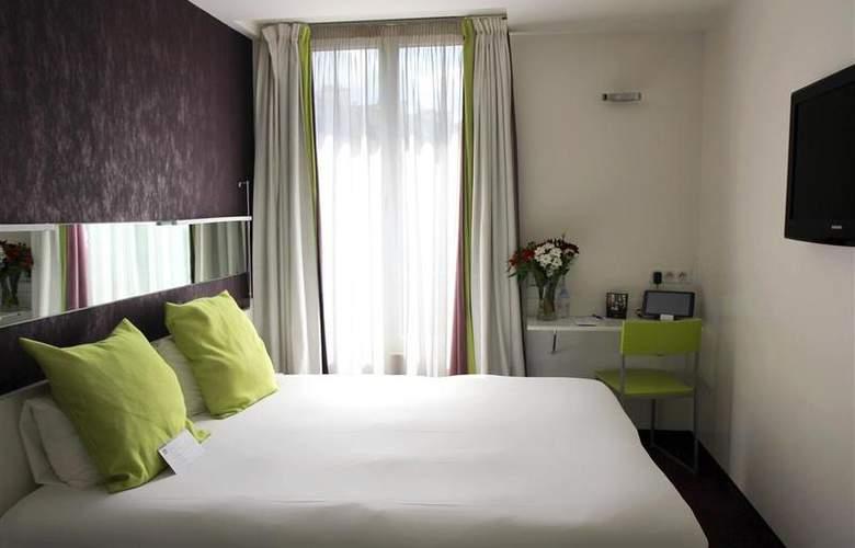 Best Western Hotel Le Montparnasse - Room - 86