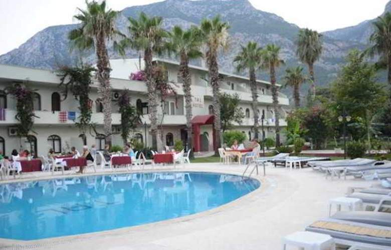 Tal hotel - Pool - 12