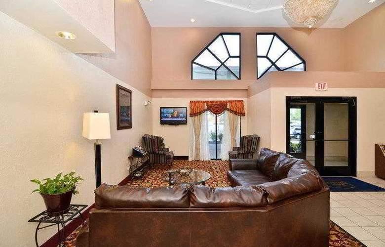Best Western Raleigh Inn & Suites - Hotel - 11