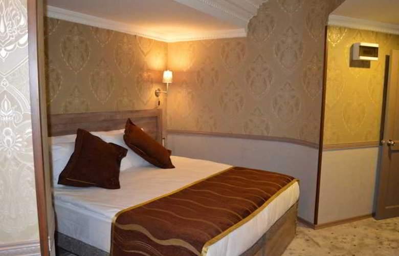 Nobel Hotel Ankara - Room - 4