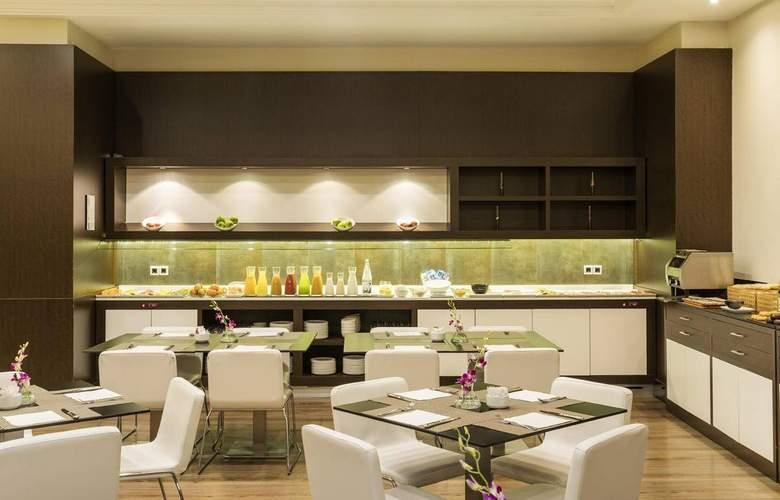 Ilunion Suites Madrid - Restaurant - 11
