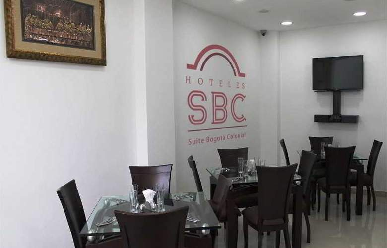 Hotel Suite Bogota Colonial - Restaurant - 5