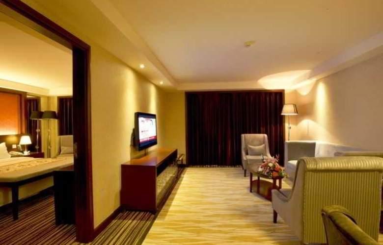 Leeden Hotel Chengdu - Room - 10