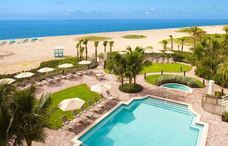 Fort Lauderdale Marriott Pompano Beach Resort & Spa - Hotel - 13