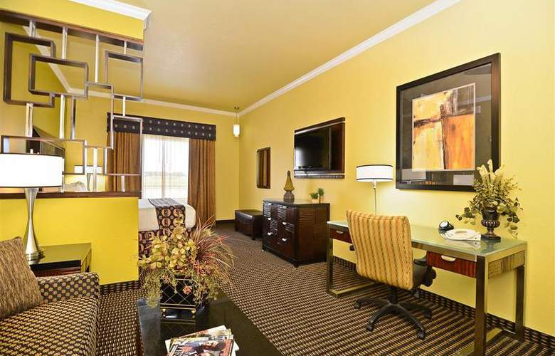 Best Western Plus Christopher Inn & Suites - Room - 151