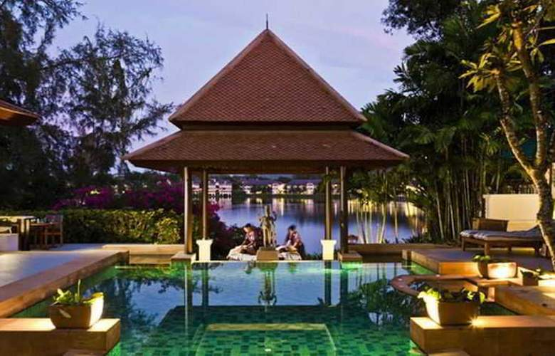 Banyan Tree Spa Sanctuary Phuket - Hotel - 6