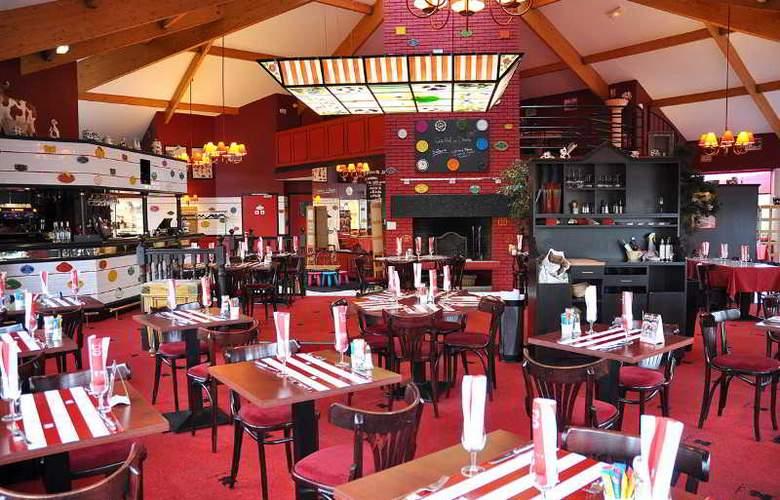 Inter-Hotel L'Acropole - Restaurant - 16