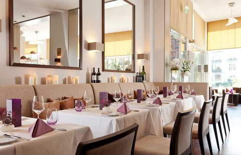 Ameron Hotel Abion Spreebogen Berlin - Restaurant - 16