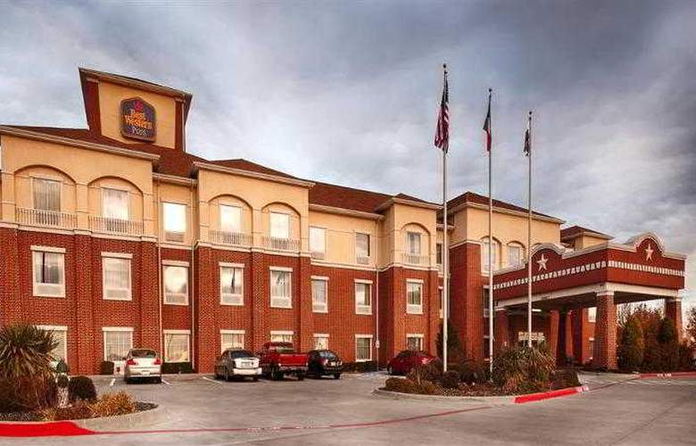Best Western Plus Duncanville/Dallas - Hotel - 40