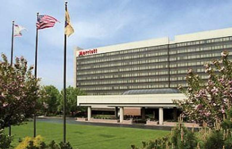 Marriott Newark Liberty Intl. Airport - Hotel - 0