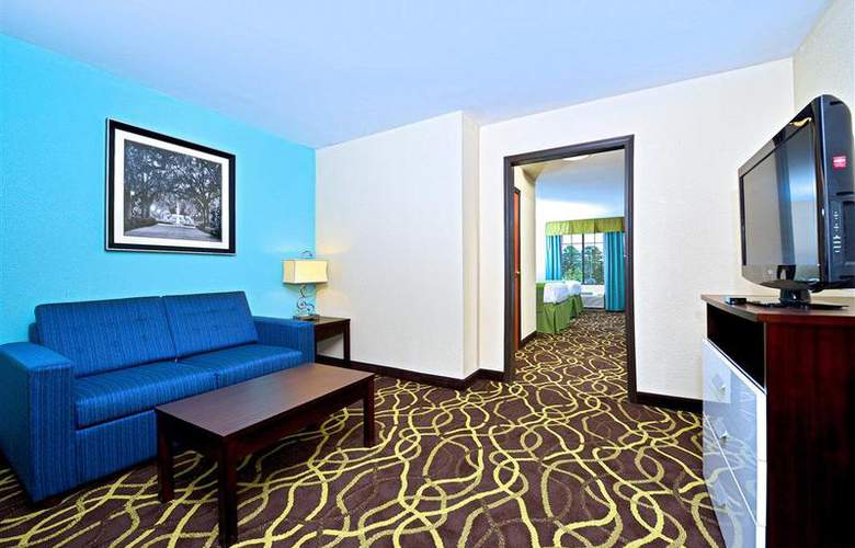 Best Western Bradbury Suites - Room - 93