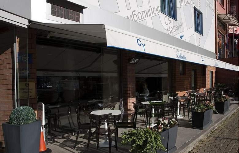 Best Western Premier Collection City Sofia - Restaurant - 79