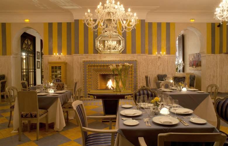 Tigmiza Suites pavillions - Restaurant - 6