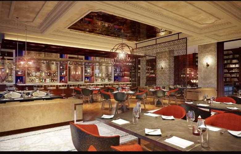 Hotel Indigo Bangkok Wireless Road - Restaurant - 2