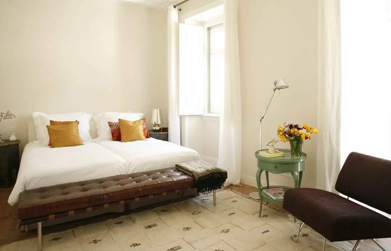 Casa Das Janelas Com Vista - Room - 1