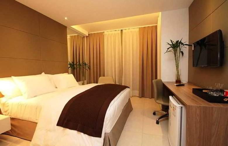 Hilton Garden Inn Belo Horizonte - Room - 4