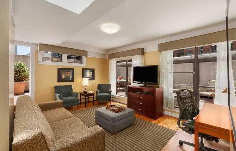 Best Western Plus Hospitality House - Apartments - Hotel - 32