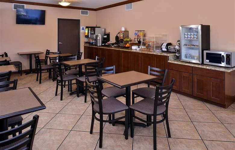 Best Western Santee Lodge - Restaurant - 45