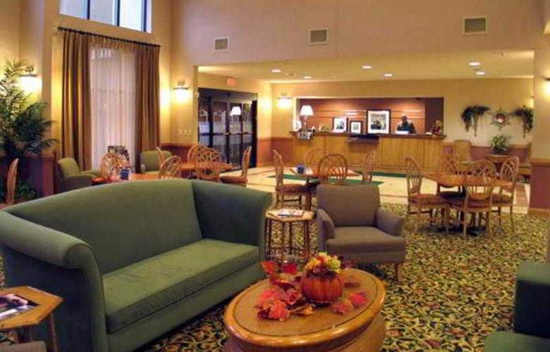 Hampton Inn & Suites Kalamazoo-Oshtemo - General - 14