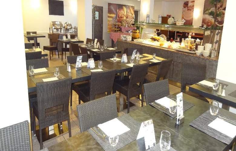Best Western Saphir - Restaurant - 33