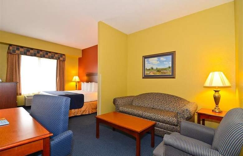 Best Western Executive Inn & Suites - Room - 122