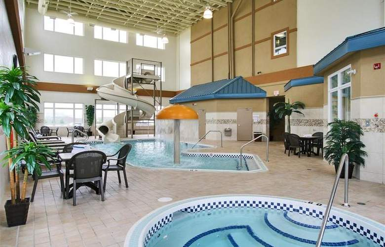 Best Western Sunrise Inn & Suites - Pool - 76