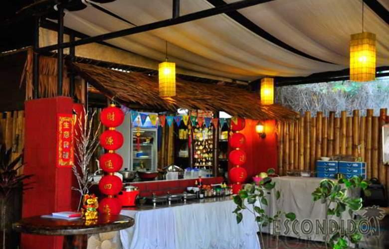 Escondido Resort under J.A.L Management - Restaurant - 17