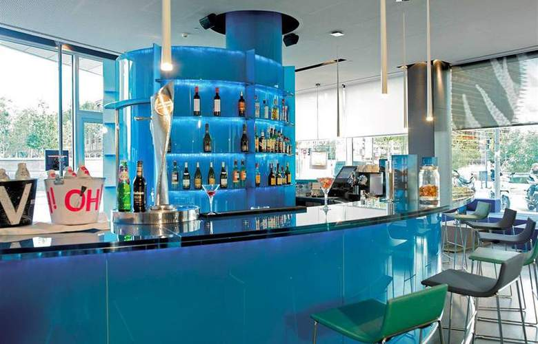 Novotel Barcelona City - Bar - 38