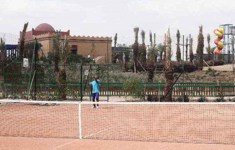 Le Vizir Center Park & Resort - Sport - 17