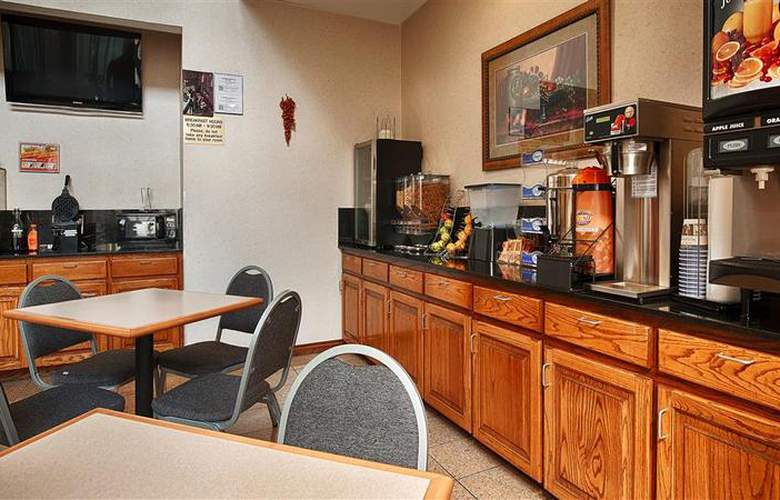 Best Western Fort Worth Inn & Suites - Restaurant - 83