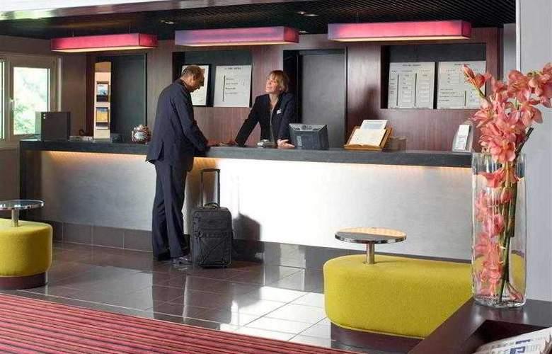 Mercure Annemasse Porte de Genève - Hotel - 12