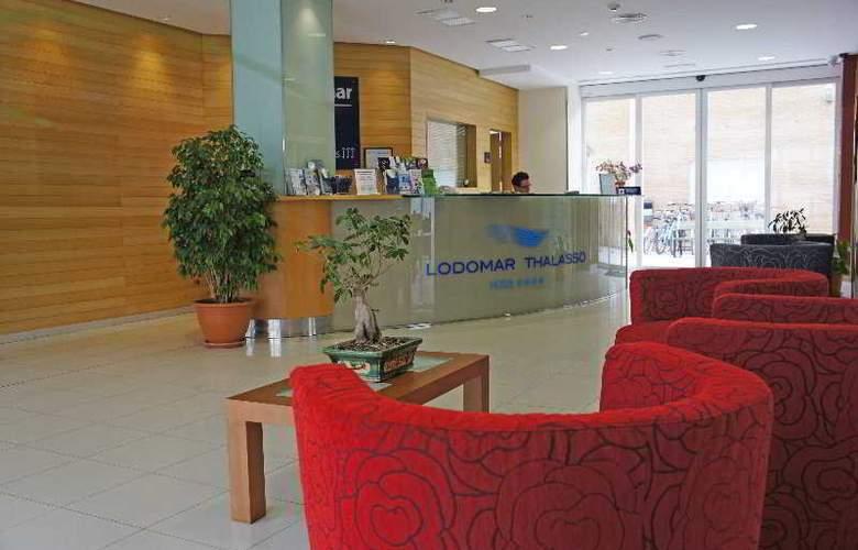 Hotel y Apartamentos (3LL) Lodomar Spa & Talasoterapia - General - 1