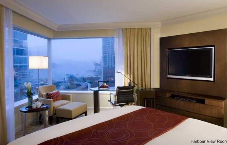 JW Marriott Hong Kong - Room - 2