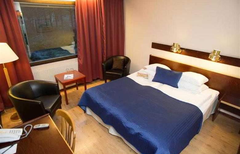 BEST WESTERN Hotell SoderH - Hotel - 15