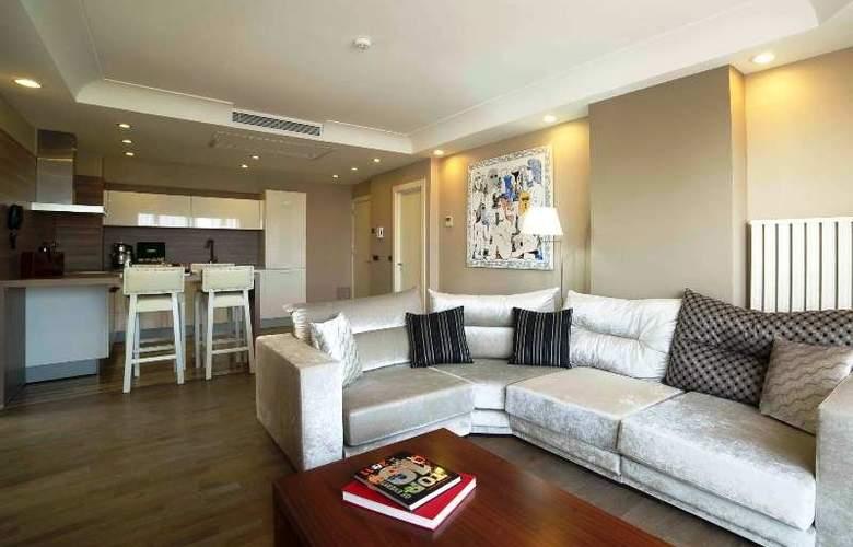 Taba Luxury Suites - Room - 10