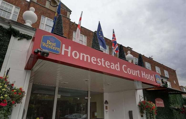 Best Western Homestead Court - Hotel - 26