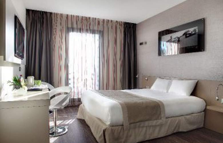 Best Western Grand Prix Hotel - Room - 12