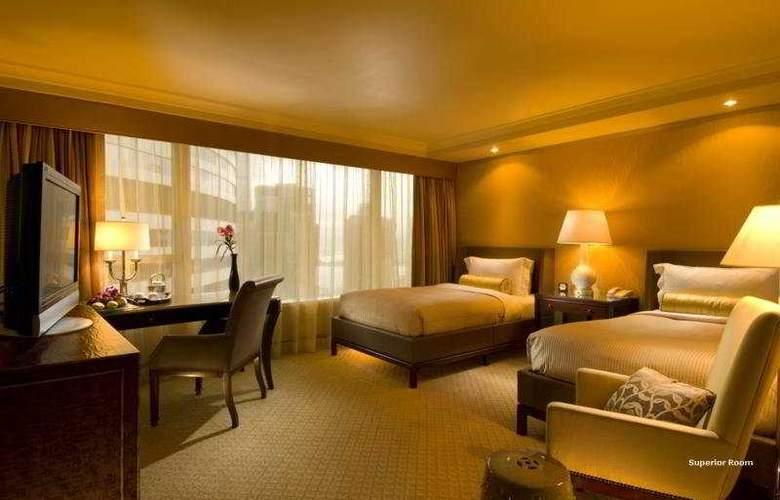 Conrad Hong Kong - Room - 3