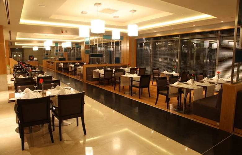 ISG Airport Hotel - Restaurant - 9