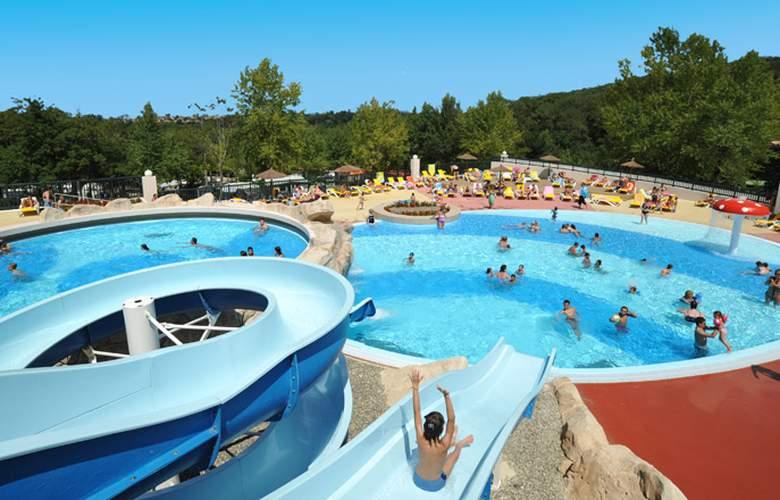 Camping Ilbarritz - Hotel - 1