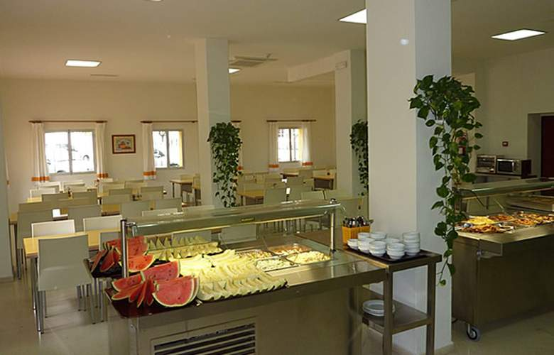 Albergue Inturjoven Marbella - Meals - 9