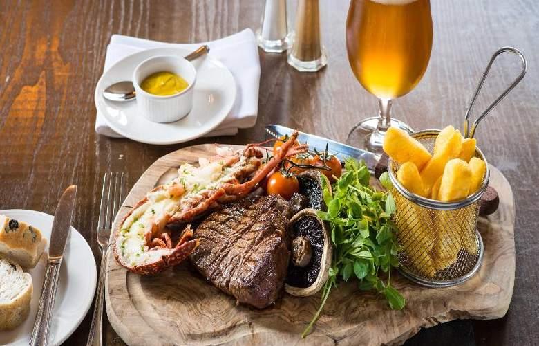 Crerar Loch Fyne Hotel & Spa - Restaurant - 24
