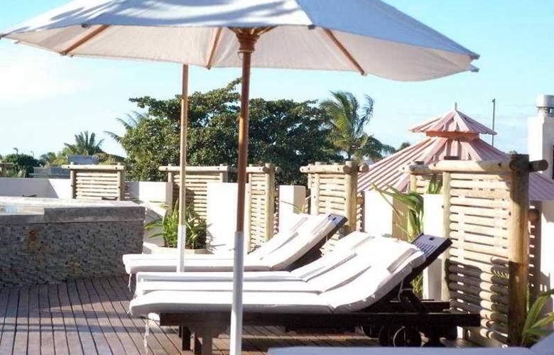 Aanari Hotel & Spa - Terrace - 7
