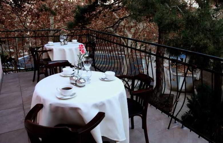 Boutique Hotel Garden View - Terrace - 1